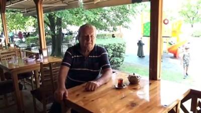 Vodafone patlamasında hayatını kaybeden emniyet müdürünün babası konuştu