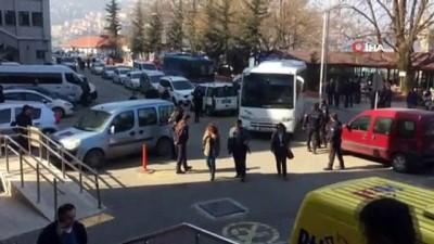 adliye binasi -  Zonguldak'ta FETÖ/PDY operasyonu: 8 gözaltı