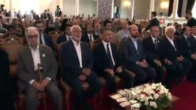 """kiraathane -  Cumhurbaşkanı Yardımcısı Oktay: """"Binali Yıldırım ile medeniyet havzamızın köklü değerleri İstanbul'dan yükselmeye devam edecektir"""""""