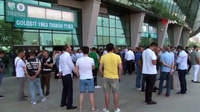 baskan adayi - Bursaspor'da olağanüstü genel kurul ertelendi