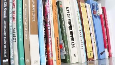 Edirne'de 5 vakit açık 'Cami' kütüphanesi