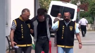 polis merkezi -  Gasp zanlısını boynundaki 'Zeynep' dövmesi yakalattı