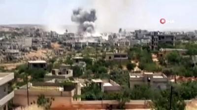 - Suriye'deki Çatışmada 3'ü Sivil Olmak Üzere 38 Kişi Öldü