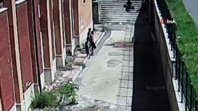 kamera -  YKS'ye giren öğrenciye şok...Sınav çıkışı çantasını bıraktığı yerde bulamadı