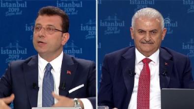 turkiye - Binali Yıldırım'dan İmamoğlu'na zor soru