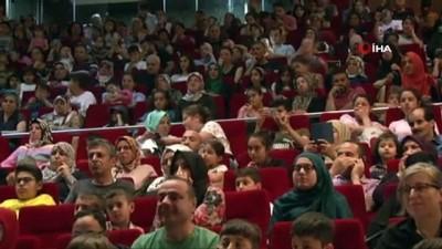 ogrenciler -  Fatih 2018-2019 yılı 'Bilgi Evleri Kapanış Programı' gerçekleştirildi