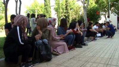 ogrenciler -  Üniversiteye girişte ikinci aşama heyecanı