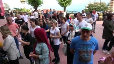 kredi karti -  Zonguldak'ta Alan Yeterlilik Testi başladı