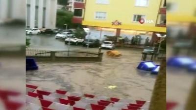market -  Bilecik'i sağanak yağmur ve dolu vurdu