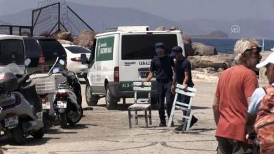 Bodrum'da düzensiz göçmenleri taşıyan tekne battı: 8 ölü (5)