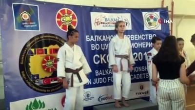 gumus madalya - Denizlili sporcu Balkan şampiyonu oldu