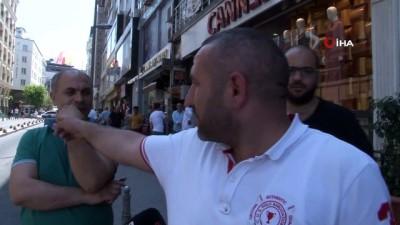 Gürcü soyguncu ava giderken avlandı: 1 ölü