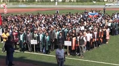 hayvancilik - KAÜ'de mezuniyet heyecanı - KARS
