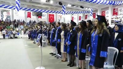 ogrenciler - Marmara Üniversitesi mezuniyet töreni - İSTANBUL