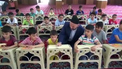 Muş'ta yaz Kur'an kursları başladı