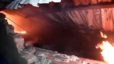 Fabrika yangını (3) - MERSİN
