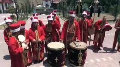 Güvenlik korucularından mehter takımı oluşturuldu - BİTLİS