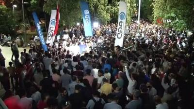 Mısır Beşiktaş'taki konsoloslukta Mursi için gıyabi cenaze namazı