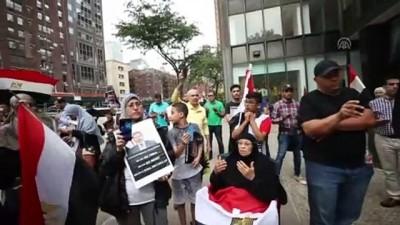 hapishane - Mursi için gösteri yapıldı - NEW YORK