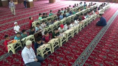 mel b -  Muş'ta yaz Kur'an kursları başladı