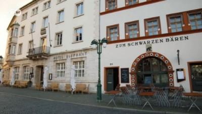 Weimar'ın 300 yıllık ünlü