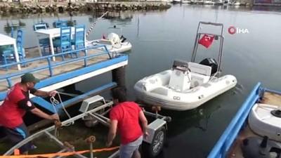 yuzme -  30 balık adam, kayıp iş adamı için daldı