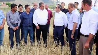 hayvancilik -  Aksaray'da 200 bin dekar arazide 30 milyonluk dolu ve sel zararı