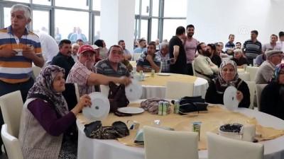 genclik merkezi - Beton tesisi protestosu - DENİZLİ