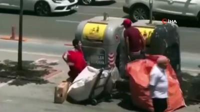 Çöpten çıkan mutluluk