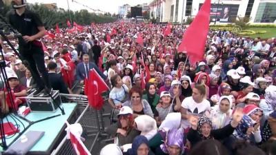 turkiye - Cumhurbaşkanı Erdoğan: Aynı odada 45 dakika kaldıkları görüntülerle ispatlandı