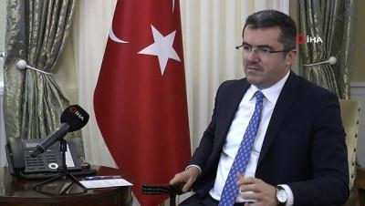 """Erzurum Valisi Memiş İHA'ya açıkladı: """"Muhtemel senaryoları değerlendiriyoruz ama öncelik terör boyutu"""""""