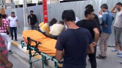 polis merkezi -  Esenyurt'ta feci kaza: 1 ağır yaralı