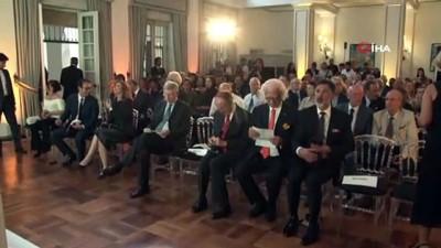 Ferrero Grubu'nun projeleri büyükelçilikteki resepsiyonla açıklandı
