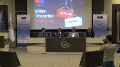 dis ticaret - Gaziantep, Adıyaman ile Sevilla ihracatta güç birliği yapacak - GAZİANTEP