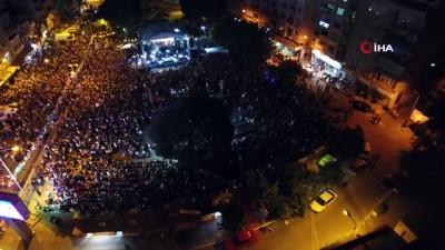 cekim -  Genç popçu Buray'dan Bergama'da 10 bin kişilik konser