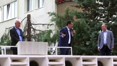 sel felaketi - İmamoğlu: 'Pazar akşamına kadar televizyonlara çıkmayacağım' - İSTANBUL
