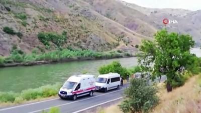 yuzme -  İzine geldiği memleketinde nehirde kaybolan askerin cansız bedeni bulundu