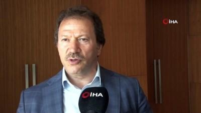 yukselen -  Mehmet Yiğiner: 'Transfer yasağını yakında kaldırırız'