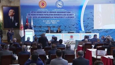 Şentop: '(Akdeniz) Bu bölgedeki sorunlar dünyanın başka bölgelerindeki sorunları da tetikleyici bir rol üstleniyor' - ANKARA