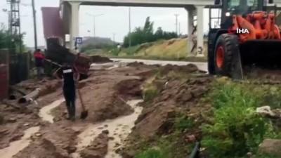 """Sivas Ziraat Odası Başkanı Hacı Çetindağ:""""Yem bitkisinde yüzde 70 rekolte kaybı bekliyoruz"""""""