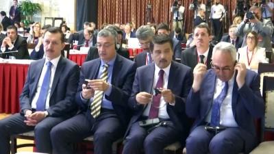 cekim - TBMM'de Akdeniz Parlamenter Asamblesi Toplantısı - ANKARA