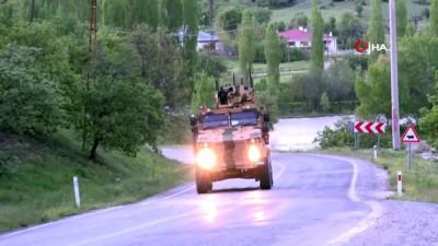 teroristler -  Tunceli'de 3 terörist etkisiz hale getirildi