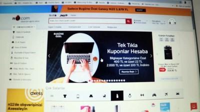 'Türkiye'nin geleceği e-ticaret bazında çok parlak' - SAMSUN