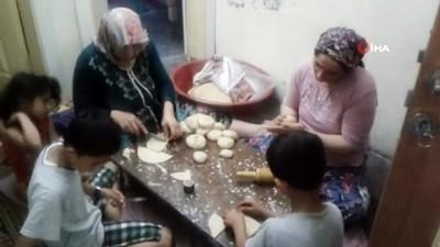zeytinyagi -  Şanlıurfa'nın bayram lezzeti 'külünçe'