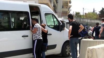 10 düzensiz göçmen yakalandı - BALIKESİR