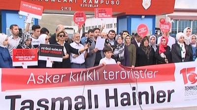 agirlastirilmis muebbet hapis -  15 Temmuz Derneği Başkanı Şebik: 'Son FETÖ'cü hesap verene kadar nöbetimiz sürecek'