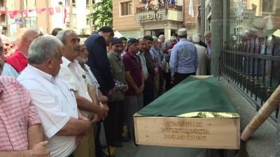 Araklı'daki sel - Hayatını kaybeden Mehmet Cevahir toprağa verildi (2) - TRABZON