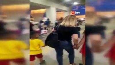 cinayet -  Cani koca eşini öldürmeden önce havalimanında çiçeklerle karşılamış