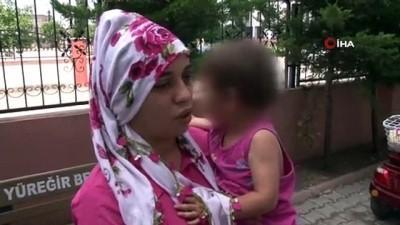 Çocuk gelini kocası iki çocuğuyla birlikte sokağa attı