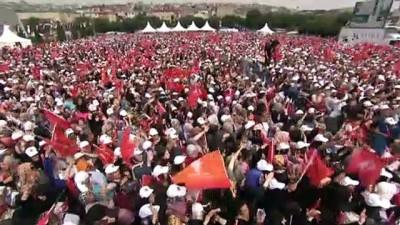 Cumhurbaşkanı Erdoğan: Bunlar yalanın ötesinde her türlü oyunu oynuyorlar' - İSTANBUL